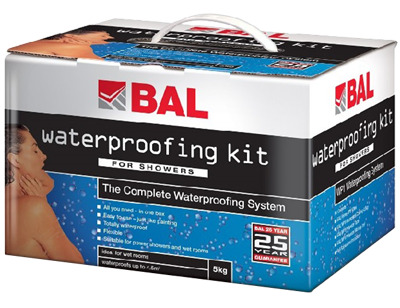 waterproofing kit tanking